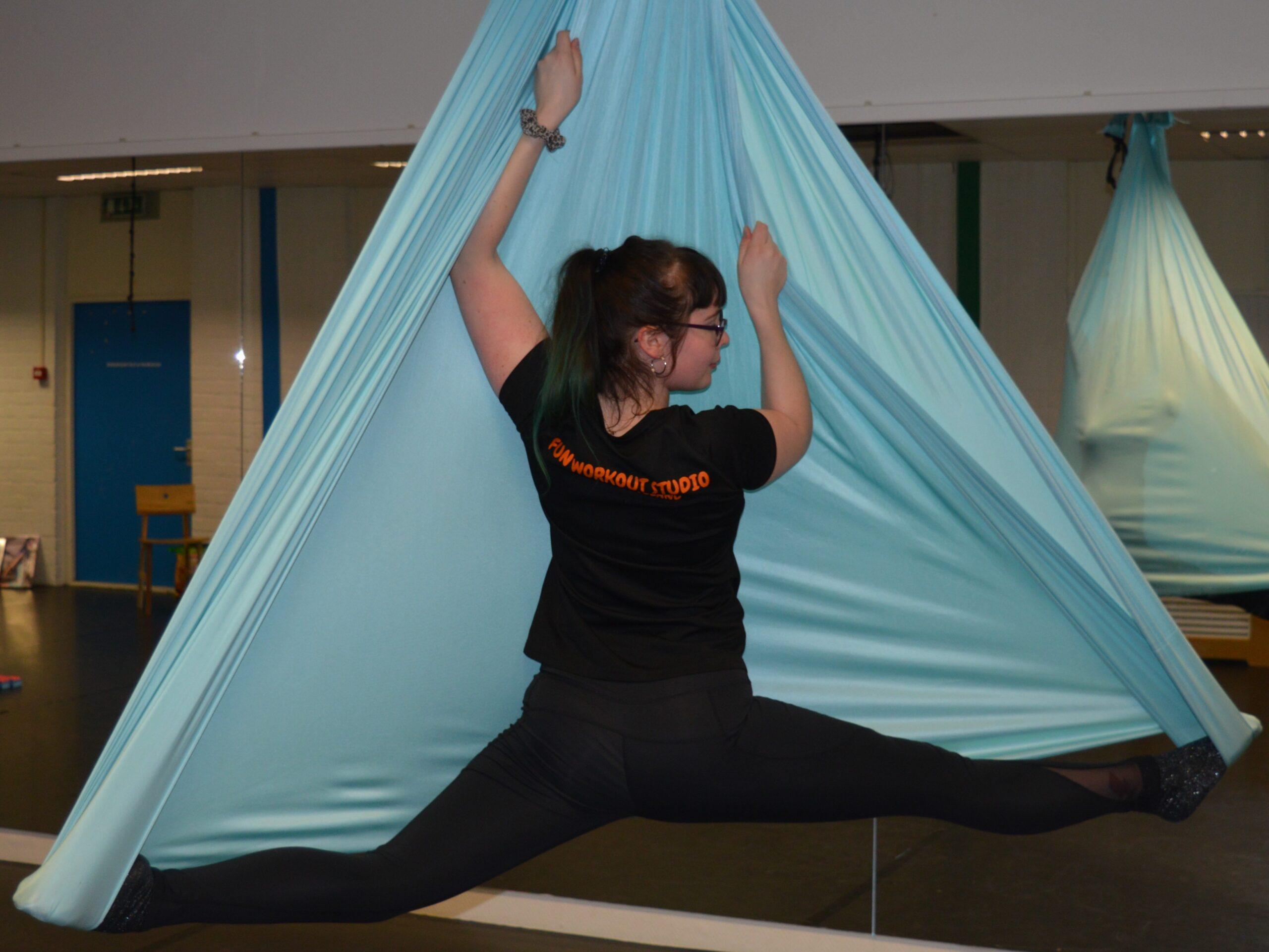 Aerial Yoga Hoek van Holland