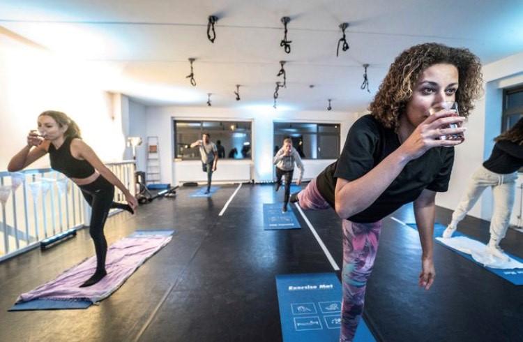 Gintonic Yoga Workshop