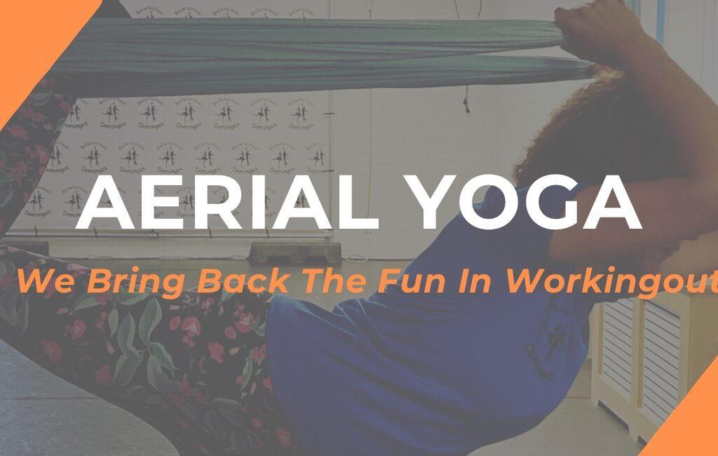 Aerial Yoga Funworkouts